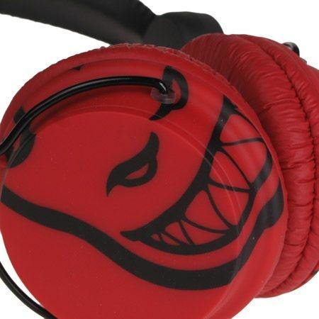 The Zone Spitfire Decibel Headphones