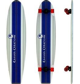 Kahuna Creations Kahuna Creations Bombora 59-Inch Longboard Blue