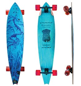 Kahuna Creations Kahuna Creations Haka Sea Dragon 47-Inch Longboard