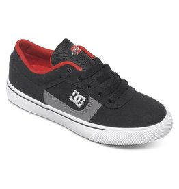 DC Shoes DC COLE PRO TX B SHOE BLACK/ATHLETIC RED/B 7