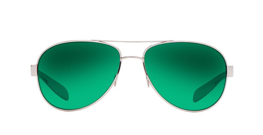 Native Eyewear Native Patroller Chrome/Crystal Brown Green Reflex