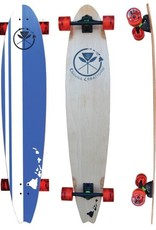 Kahuna Creations Kahuna Retro Blue 48-Inch Beach Longboard