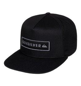 Quiksilver QUIKSILVER SIMPLAY HAT BLACK