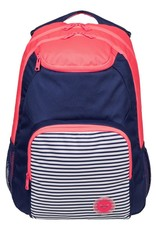Roxy ROXY SHADOW SWELL COLORBLOCK BACKPACK NEON GRAPEFRUIT