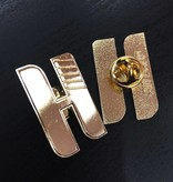 HVLM HVLM x PinDrop Gold H Pin