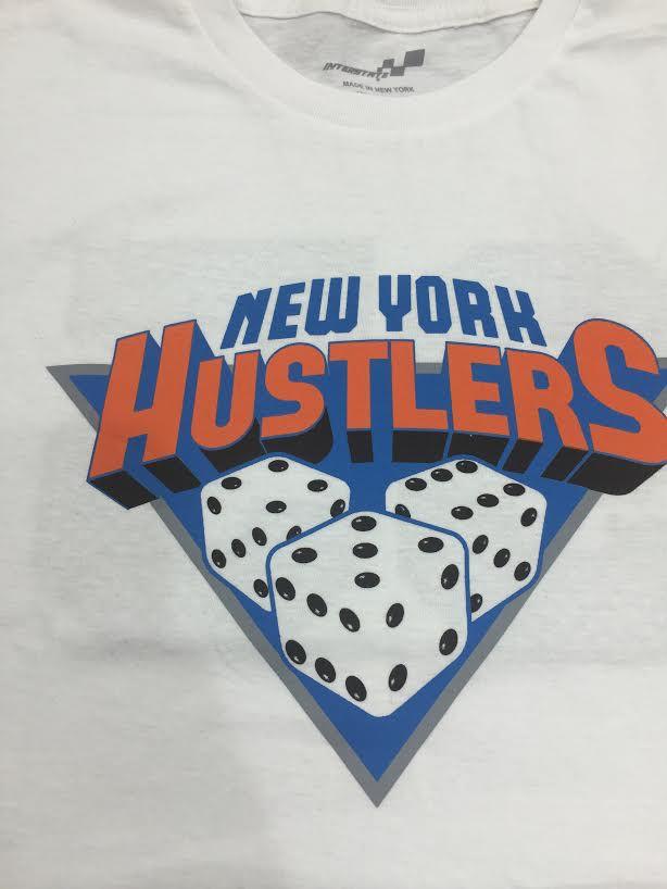 NY Hustlers WHT