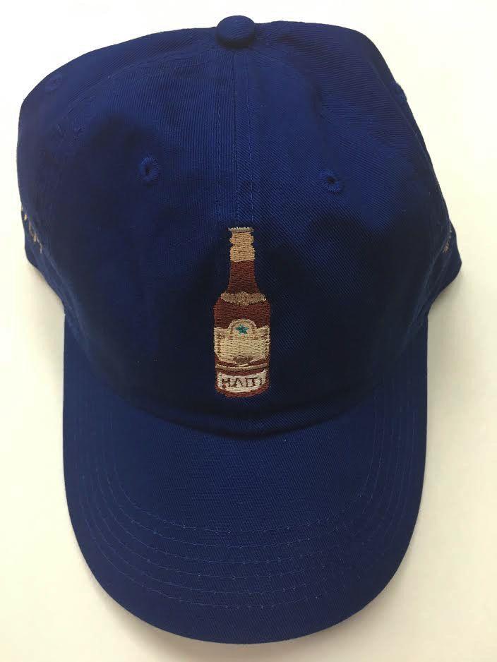 HVLM HVLM DRINK RESPONSIBLY BARBANCOURT BLUE