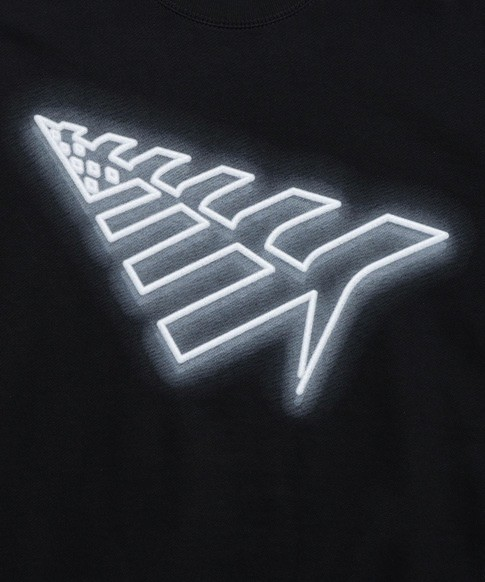 Roc Nation GLOW FLAG CREW BLACK