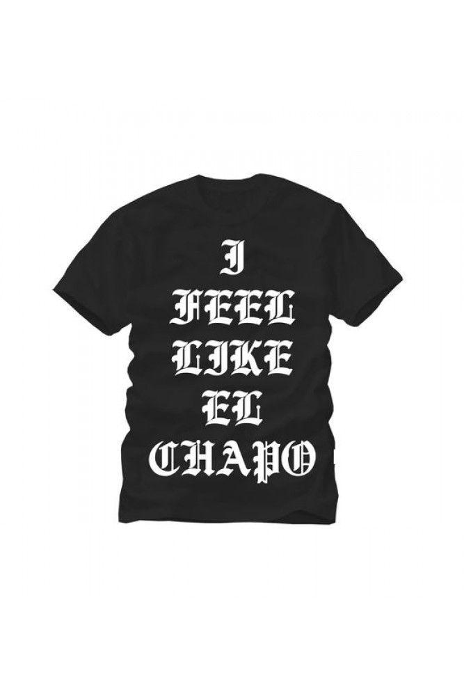 Defend Paris El Chapo Tee