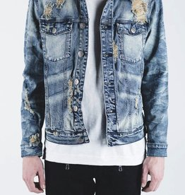 Embellish Phantom Denim Jacket