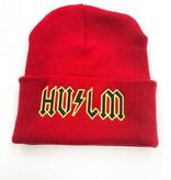 HVLM World Tour Beanie ( red )