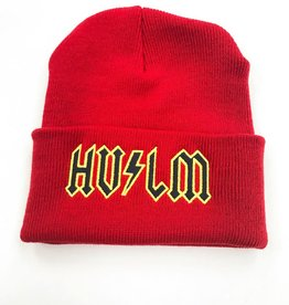 HVLM World Tour Beanie ( red )