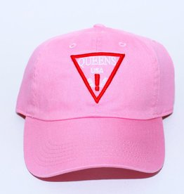 QUEENS ! Pastel Collection dad cap ( pink )
