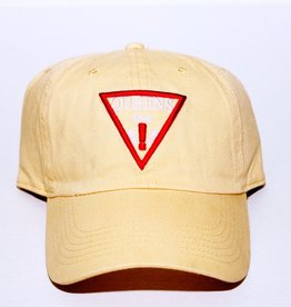 QUEENS ! Pastel Collection dad cap ( canary )