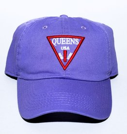 QUEENS ! Pastel Collection dad cap ( lavender )