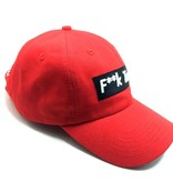 F**k Trump Cap Red