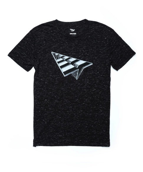 Roc Nation Salute Tee Black
