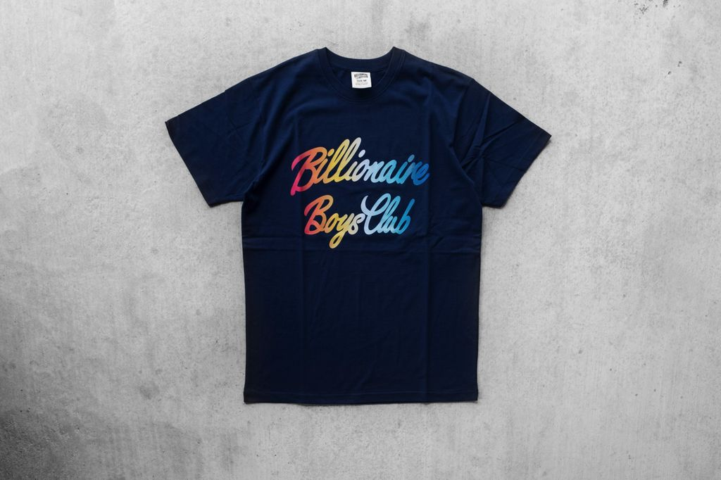 BBC BB Multicolor SS Tee