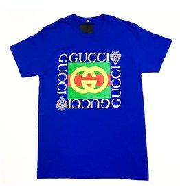 Vintage 1980s Bootleg Gucci (R) T Shirt