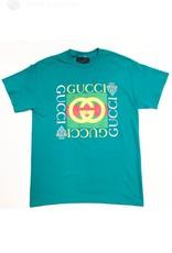 Vintage 1980s Bootleg Gucci (T) T Shirt
