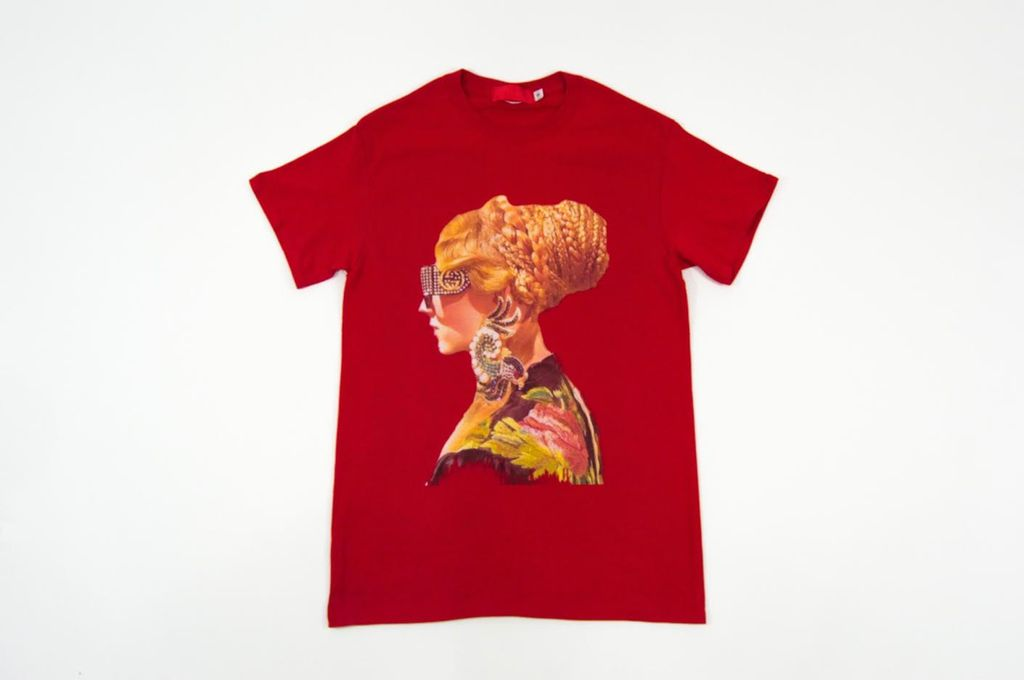 Lady Of Paradise (R) Tee