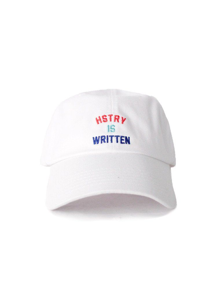 HSTRY Written Cap