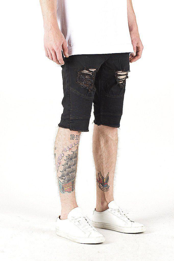 Embellish Jet Biker (B) Shorts