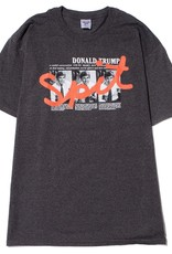 Acapulco Gold ACAPULCO GOLD ART OF THE STEAL T-SHIRT / CHARCOAL GREY