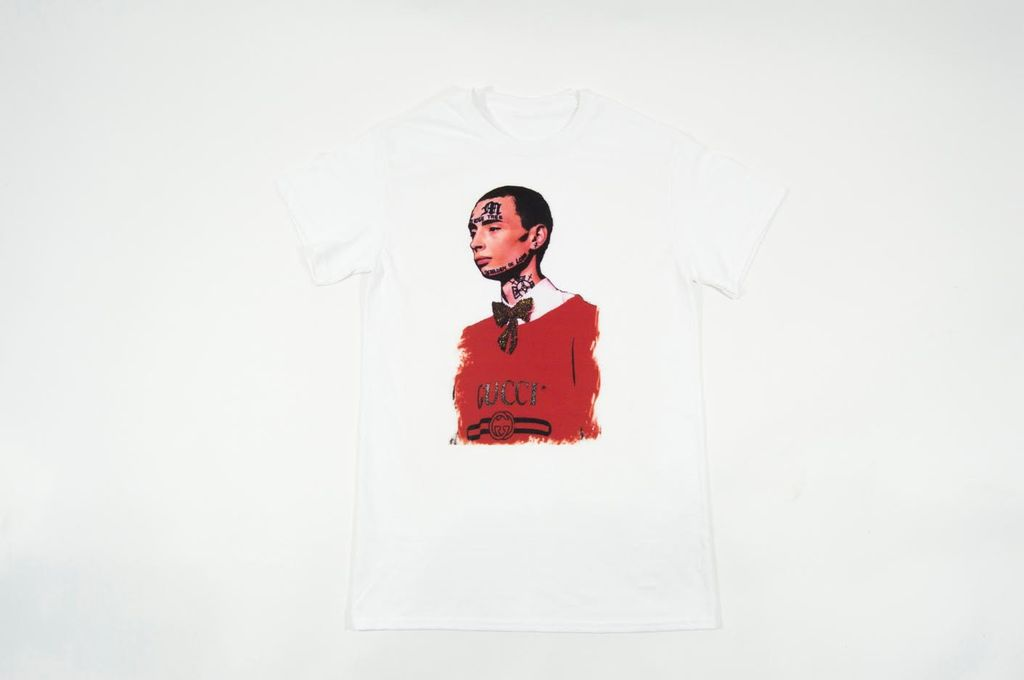 Real Gucci Man Tee