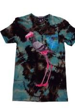 New York 2 Miami Tie Dye Tee