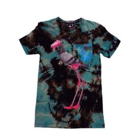 New York 2 Miami Tie Dye Tee