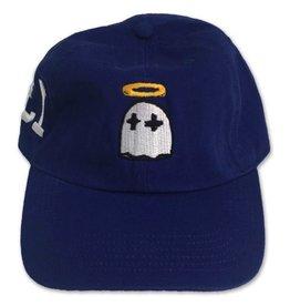 Gooney Ghost Dad Cap ( blue )