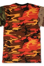 Lone Wolf Thermal Vision Multi Camo Tee