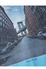 Lafayette x SDJ NYC Once Upon A Time Tee ( Pacific Blue )