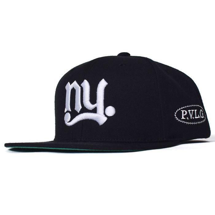 PRIVILEGE NY Sign Snap Cap black