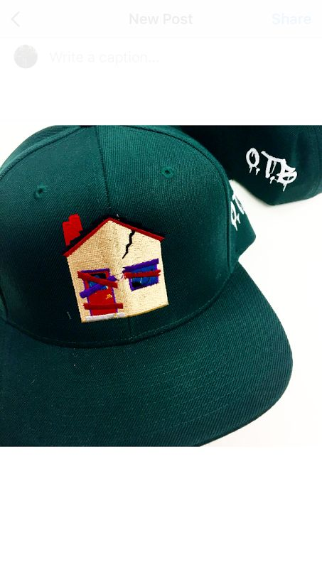 Out The Bando (F.G) Snapback