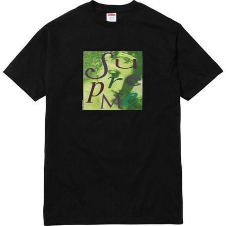 SUPREME Venus T-Shirt ( black )