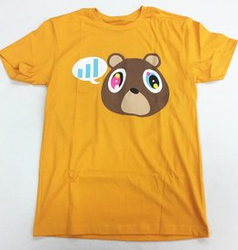 Level Up Bear Yellow