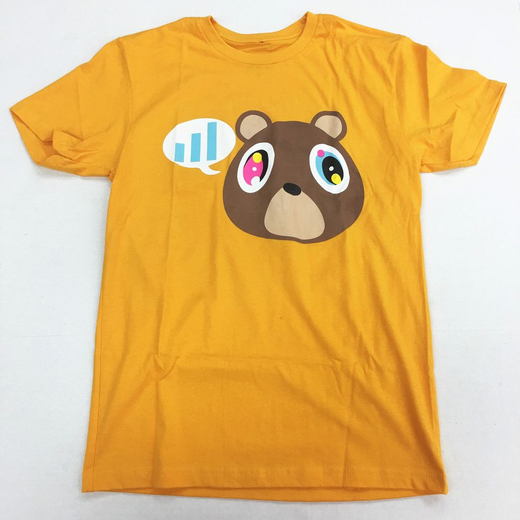 Level Up Bear Yellow