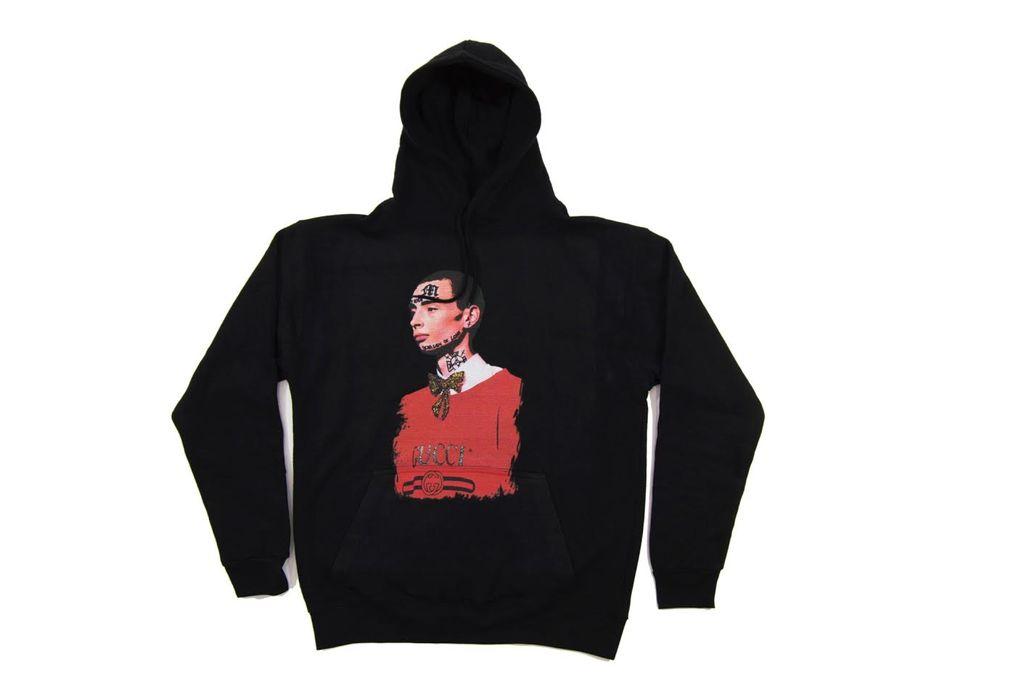 Real Gucci Man (B) Hood