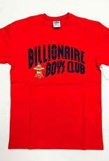 BBC BB ARCH ROCKET TEE RED