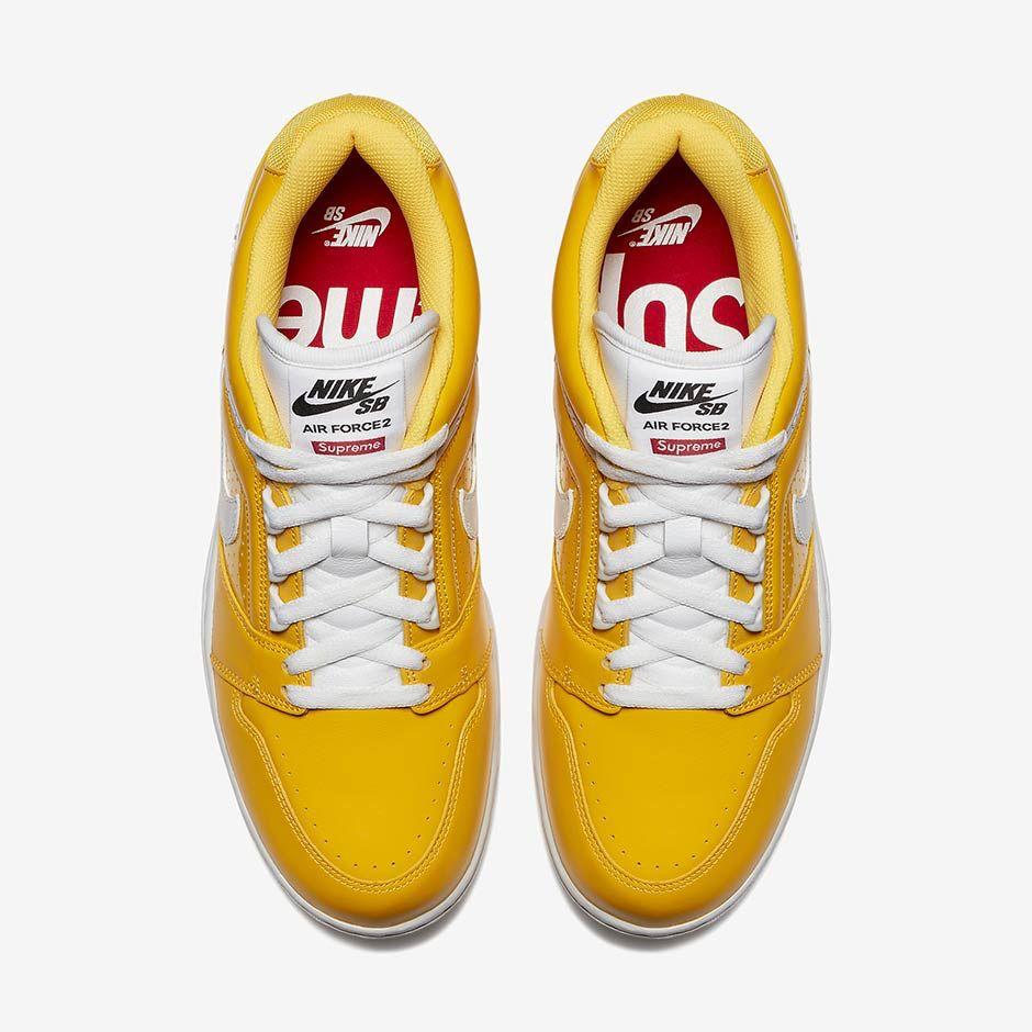 Supreme X Nike SB AF-2 Low