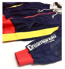 DreamLand (N) Windbreaker Hood