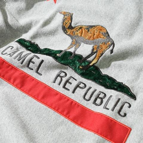 Camel RP (GRY) Parka