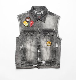 Staple Ron English Denim Vest