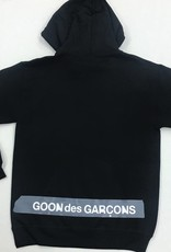 Goon des Garcons hoodie ( black )