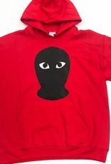 Goon des Garcons hoodie ( red )