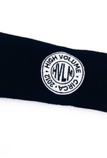HVLM HVLM Black Market Ski band ( black/white )