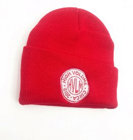HVLM HVLM Black Market Skullie ( red )