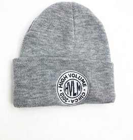 HVLM HVLM Black Market Skullie ( grey )